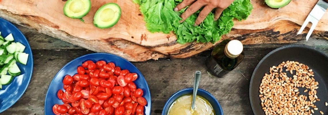 Dia da Gastronomia Sustentável - Contribuição e benefícios que os alimentos orgânicos tem para o planeta, para as pessoas e sua saúde