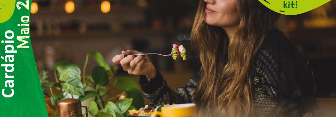 Mantenha sua imunidade em alta no Outono com orgânicos - Novo Cardápio Maio21