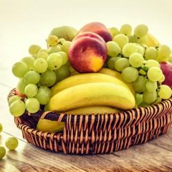 Cesta de Frutas - 7 Variações de Itens