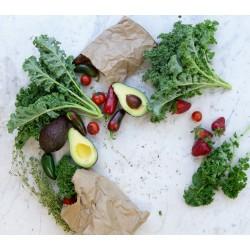 Cesta Mix Hortaliça e Frutas Orgânicas - 14 Variações de Itens
